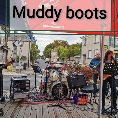 MUDDY-BOOTS - Lury sur arnon, France